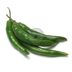 Fresh Green Chili Big  250g